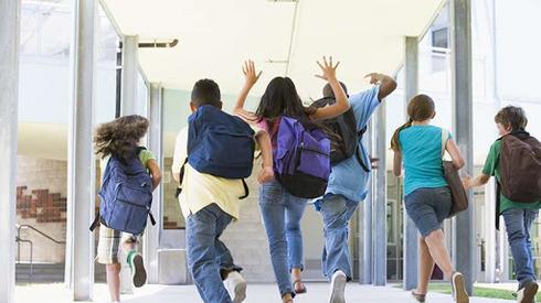 מפחיד את התלמידים