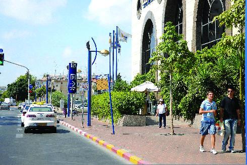 רחוב גולדה