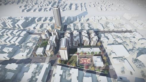 התחדשות עירונית במתחם מבצע סיני