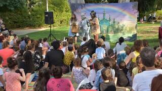 חגיגות בגינות הציבוריות בחולון