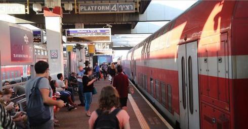 תחנת רכבת (צילום ארכיון: מוטי קמחי)