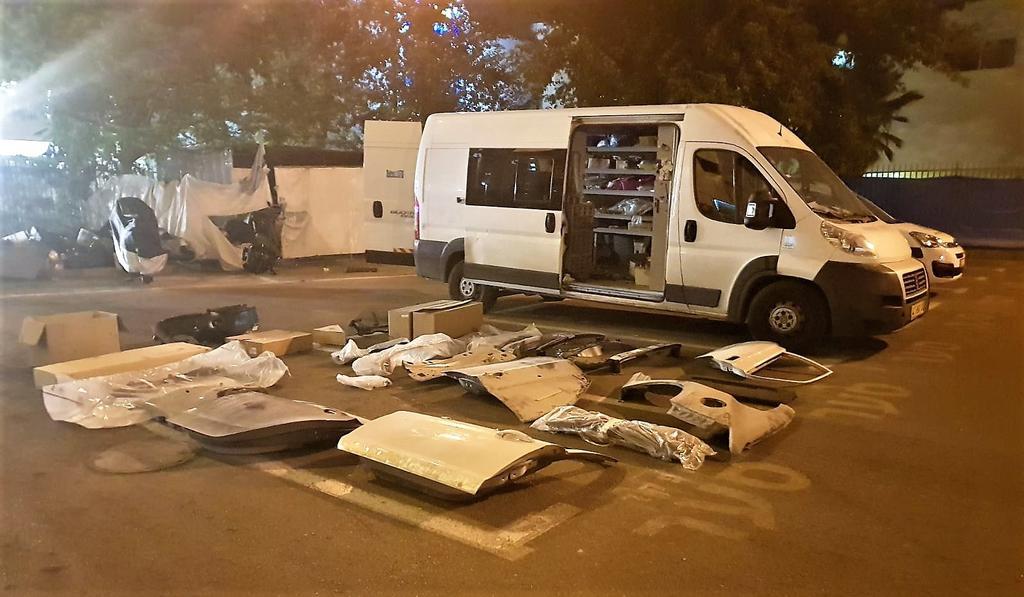 צילום: דוברות המשטרה (מרחב איילון)