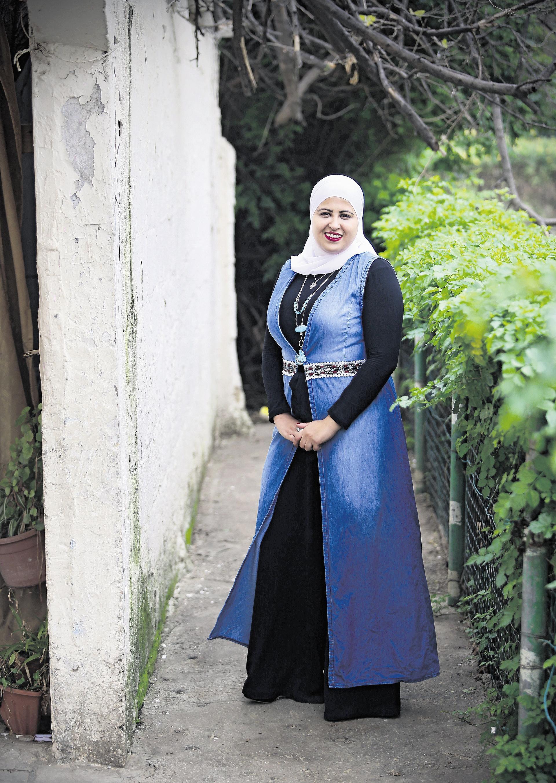 מנאר אבו דחאל. צילום: אבי מועלם