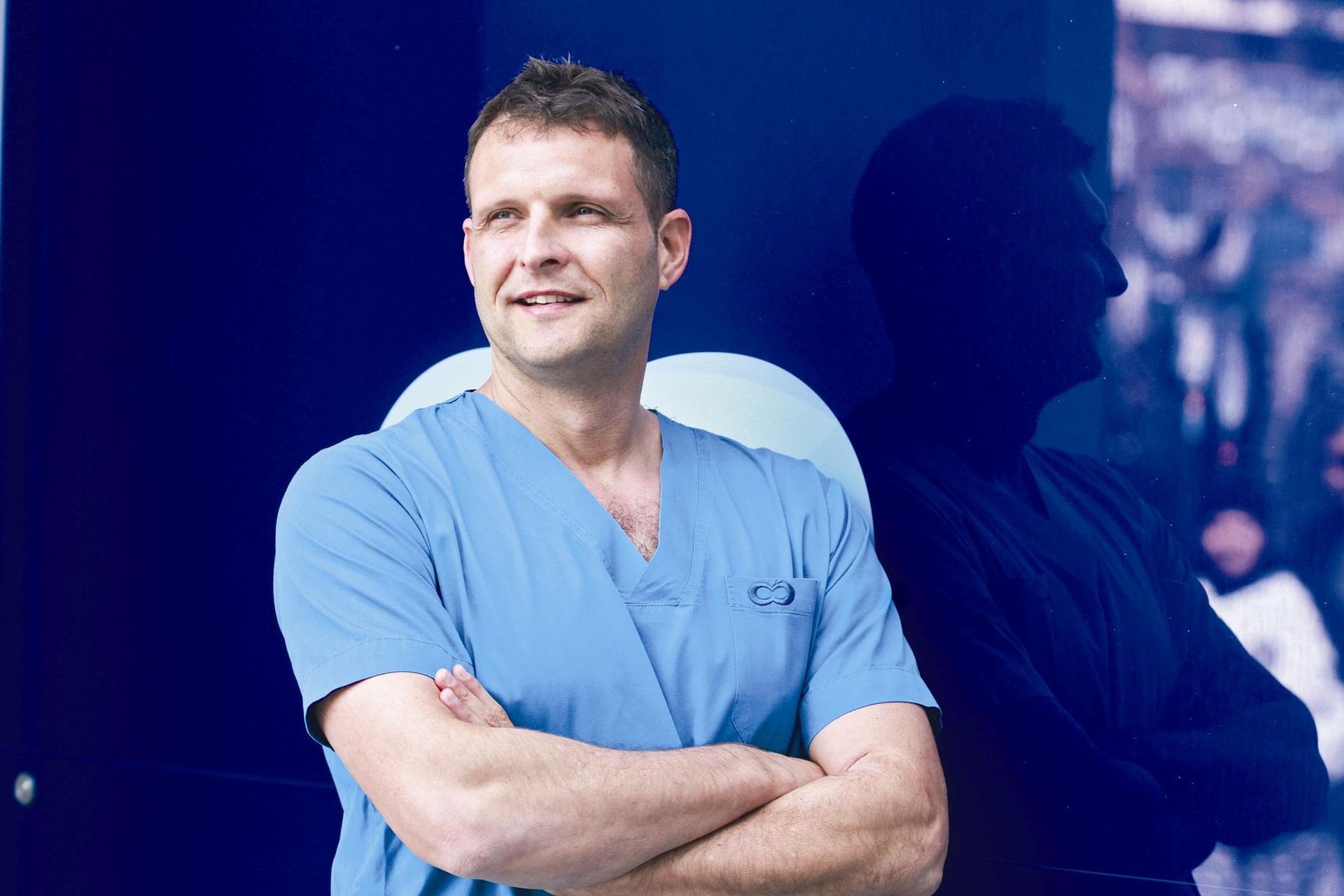 """ד""""ר אלון קדם. צילום: אסף פרידמן"""