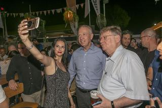 """מסיבת הנדל""""ן הראשונה של ישראל. צילום: אלי דסה"""