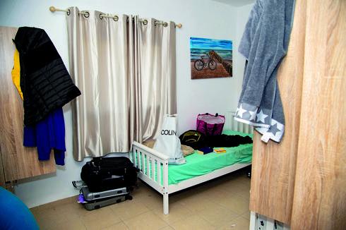 אחד החדרים במרכז בבית שמש | צילום: יואב דודקביץ'