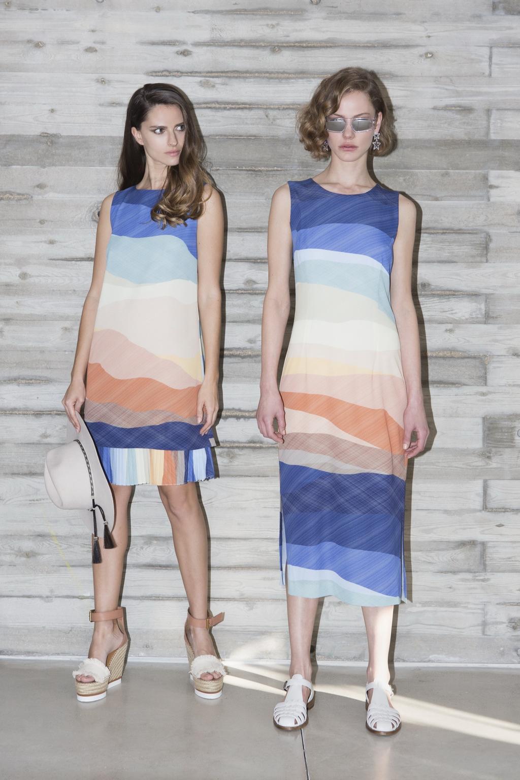 סוף עונה בבית האופנה מאיה נגרי. צילום: תם מרשק