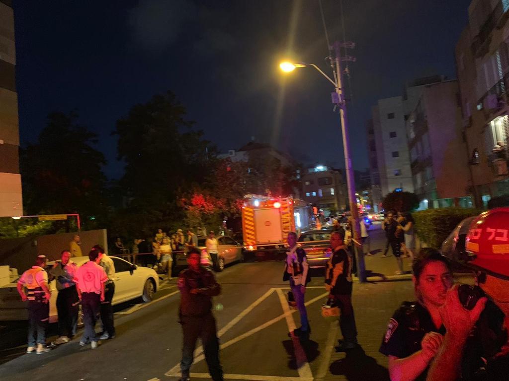 צילום: כיבוי אש תחנת זבולון