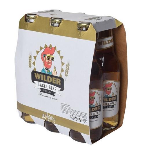 """בירה ווילדר. יח""""צ"""