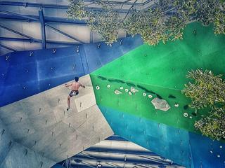 אליפות ישראל בטיפוס ספורטיבי. צילום: באדיבות פארק פרס
