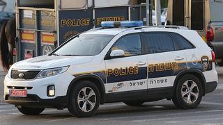 ניידת משטרה. צילום: אורן אהרוני