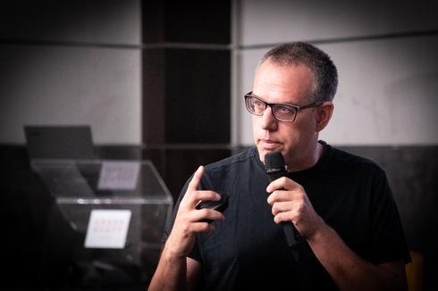 ד״ר אייל דורון (צילום: רועי אלמן)