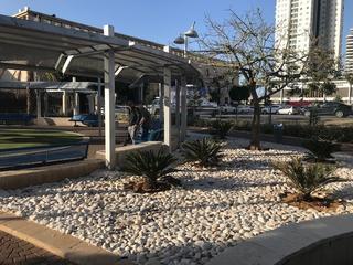 גן הקניון המחודש בחולון. צילום: עיריית חולון